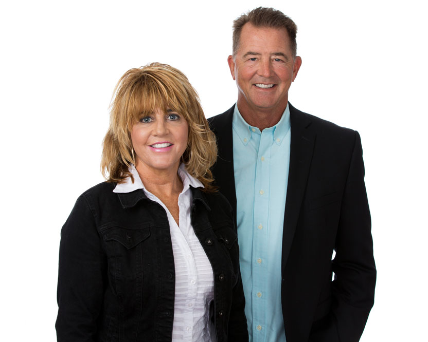 Picture of Craig and Michele of Competent Search