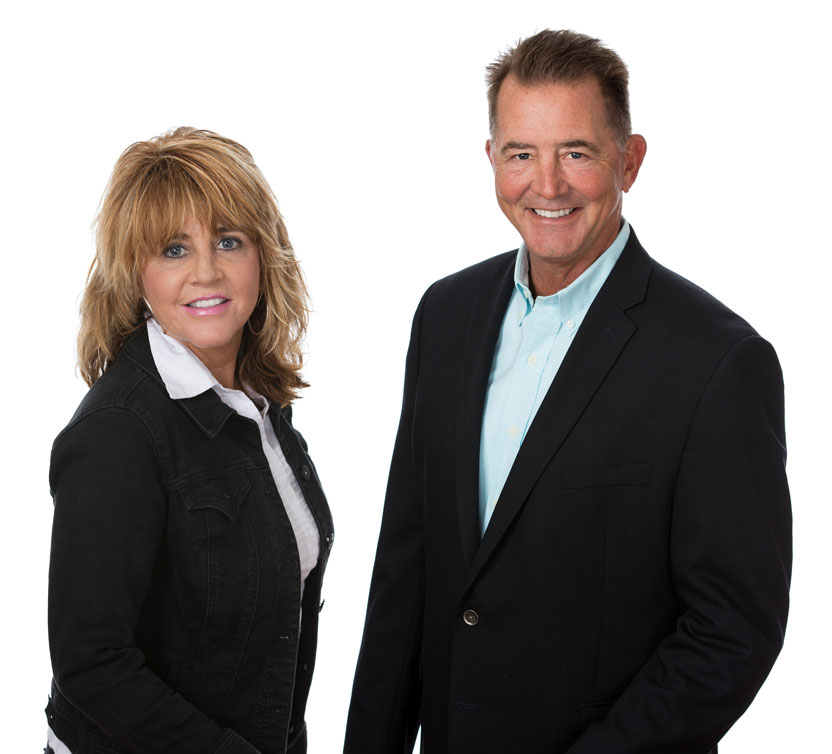 Photo of Craig and Michele at Competent Search